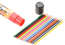 Promotion Wooden Pencil, Promotional Color Pencil (GR-00118)