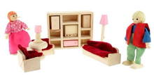Kids Wooden Toy Furniture