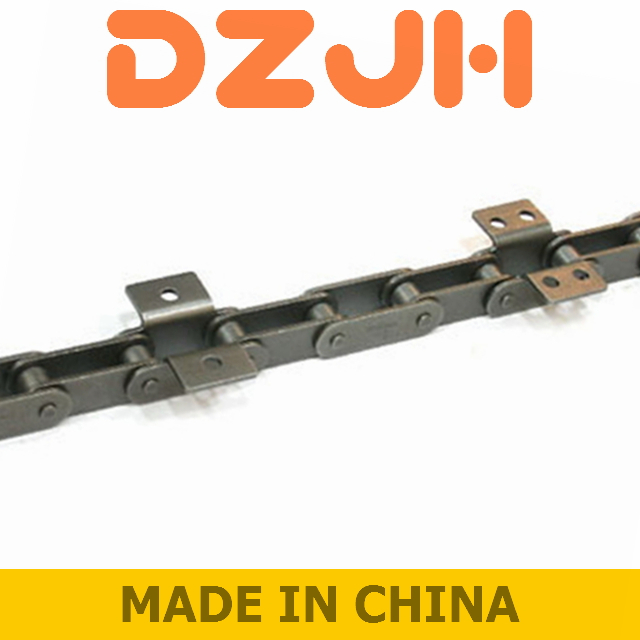 Double Pitch Precision Roller Chains Attachments