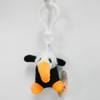 Custom Soft Plush Scorpion Toy Keychain