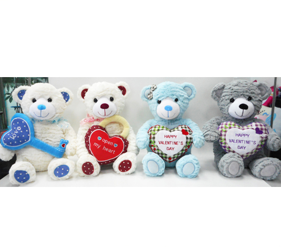 Toys for Lovers Custom Plush Teddy Bear Toy Valentine Teddy Bears
