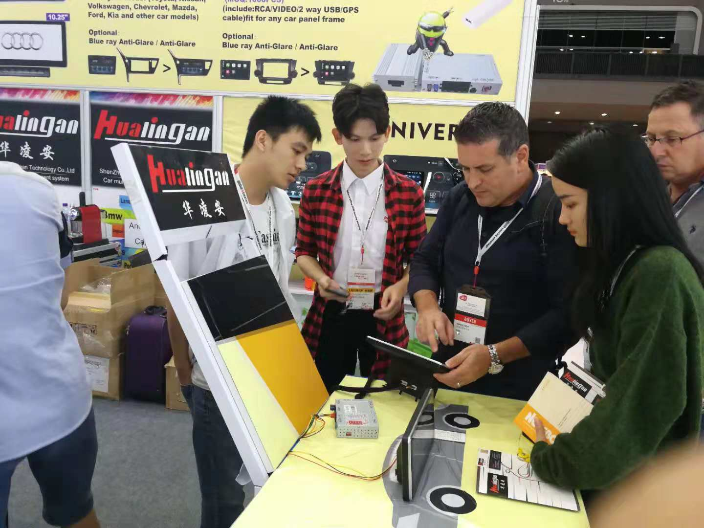 Qctober 11-14, 2018 Global Sources Hong Kong Electronics Fair