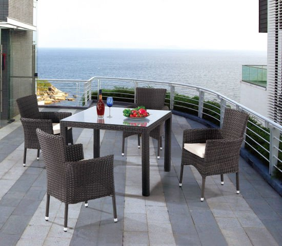 Garden/Patio Wicker Furniture Sets for Outdoor Furniture (LN-930F)