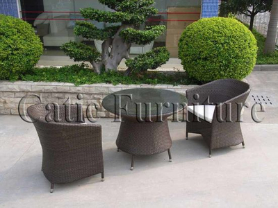 Garden Chair and Table Set (GS232)