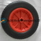 PU Form Wheel with Plastic Rim (350-8/3.50-8)