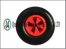 4.00-6 Solid PU Wheel with Spoke Color