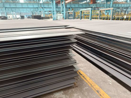 High Performance Steel Plate for Welded Bridge Structure