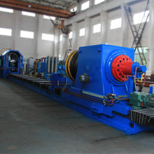 Diameter 559-720mm Hot Spinning Machine with Induction Furnace