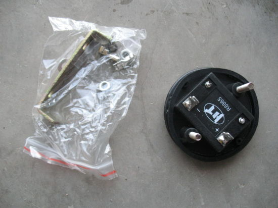 Sdlg LG936 LG938 Wheel Loader Spare Parts Hour Recorder GS-3 4130000405