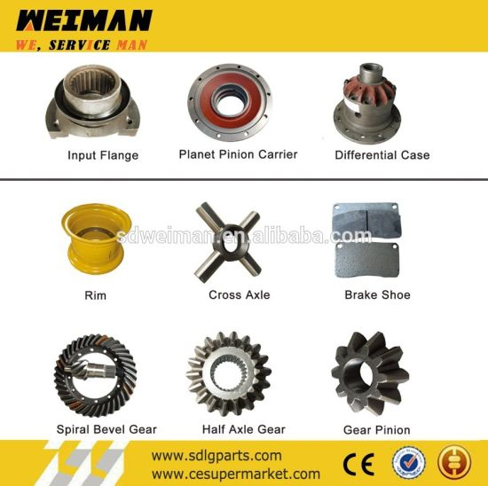 Sdlg LG938L Wheel Loader Parts