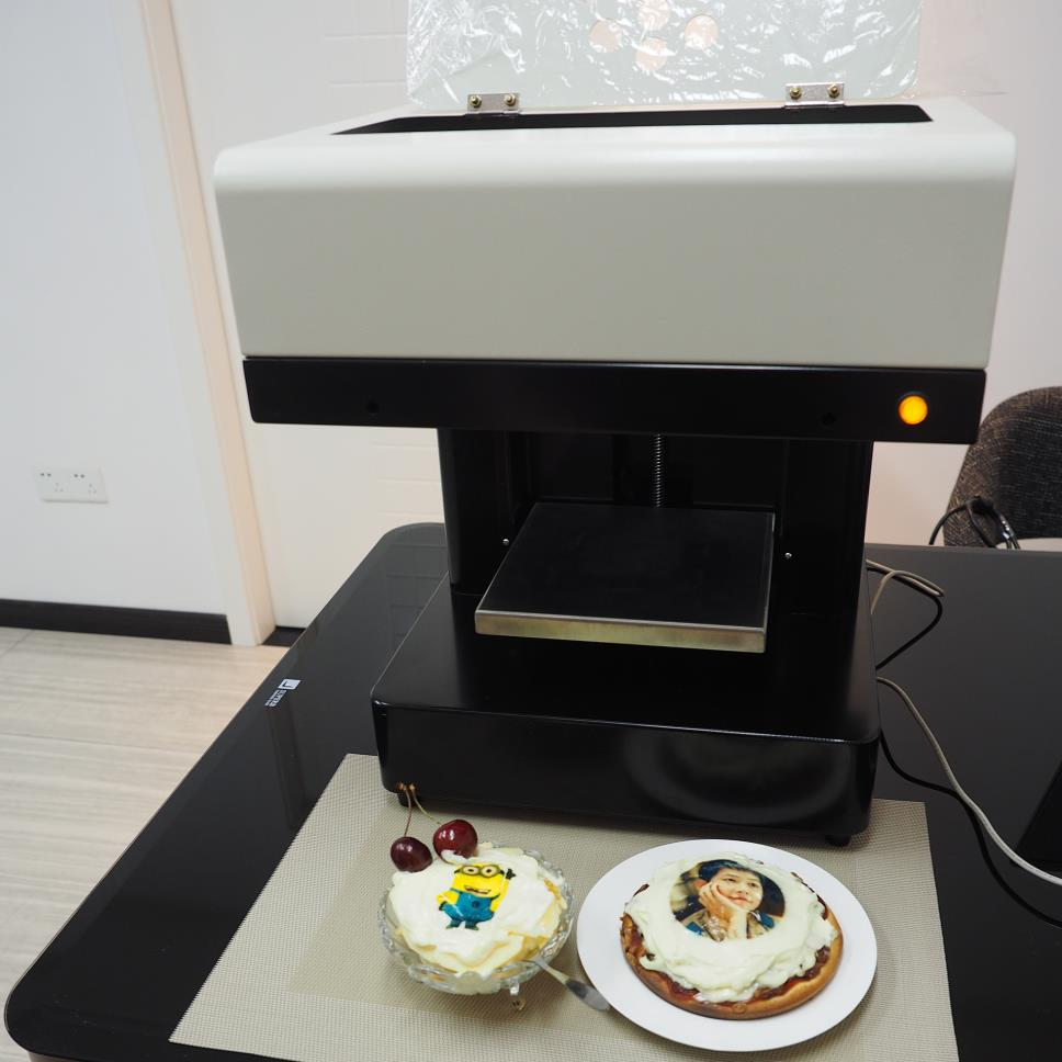 DIY CAKE COFFE COOKIE FOOD Impresora de café digital