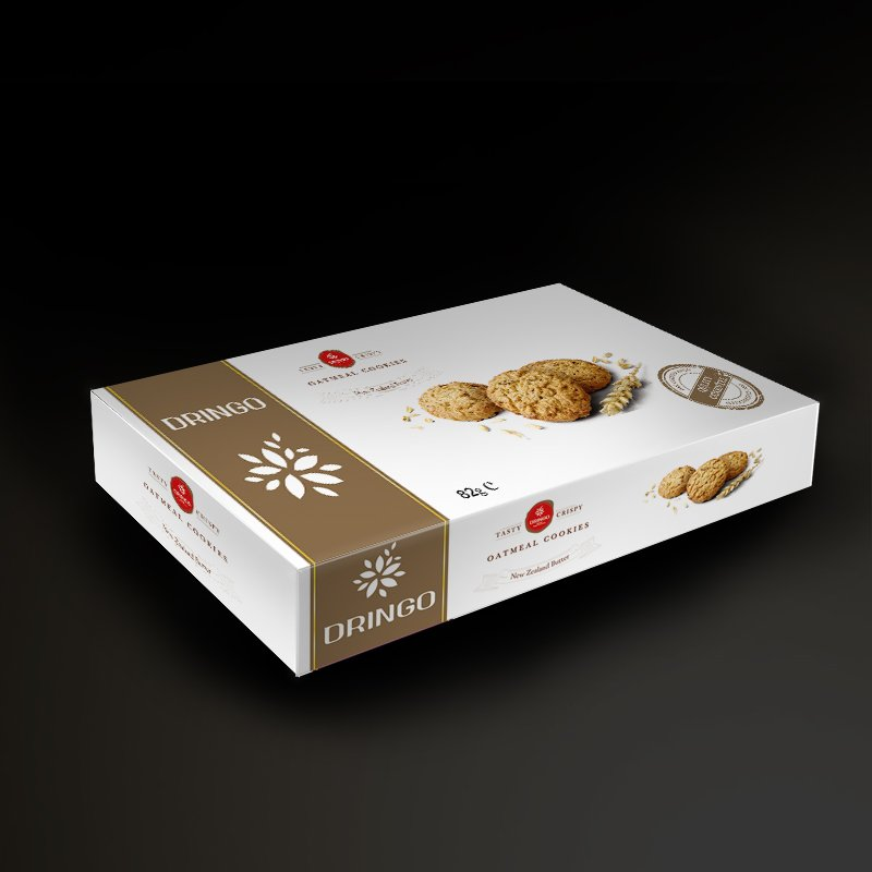 Oatmeal Cookie 82g
