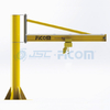 Column Type JIB Crane Model: LJB (Capacity: up to 2 ton)