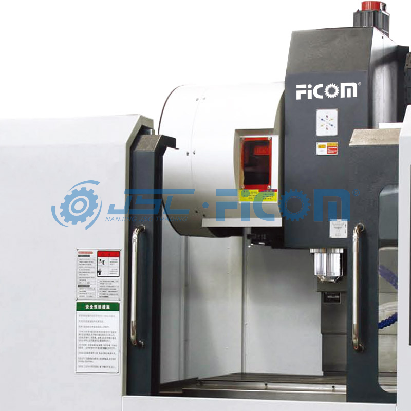 XH850 CNC Milling Machine or Vertical Machining Center