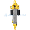 Electric Chain Hoist Model: STD (Large Capacity: 7.5 to 10Ton)