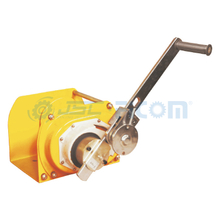 Manual Winch Heavy Duty Model: MW (Capacity:Pulling force 100-30000kg)