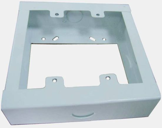 Extension Box Metal Electrical Box South Africa 4X2