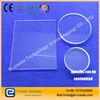 Quartz glass wafer transparent optical glass JGS2 55mm * 1.5mm can be customized to build