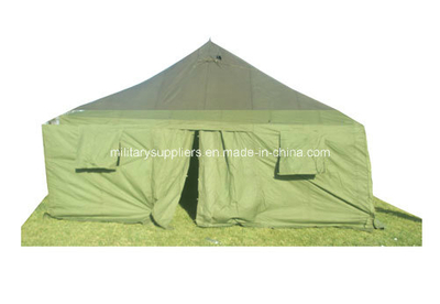 Olive Green Canvas Military Tent