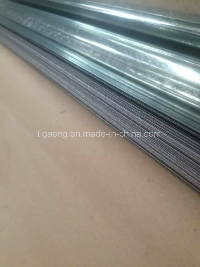 Size 0 25X665 mm Zinc Corrugated Roofing Sheet for Cameroon