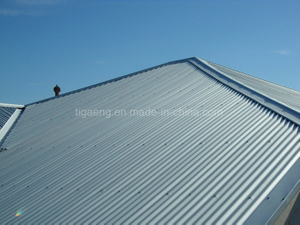 High Quality Zinc Coated Metal Roofing Corrugated Galvanized Roof Sheets