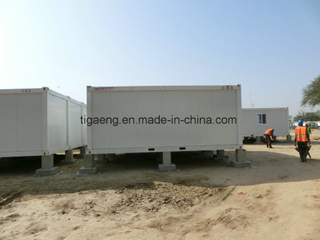 Prefab Building Fast and Efficient Container Housing Solution