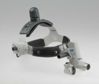 SLE-8000 Binocular Loupes with LED Lamp