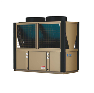 Commercial Air Source Heat Pump for Hotwater Heating 115KW