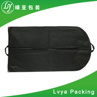 Hot sell multicolor garment cover/suit bag