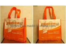 PP Non Woven Packaging Bag Orange Color (LYR14)