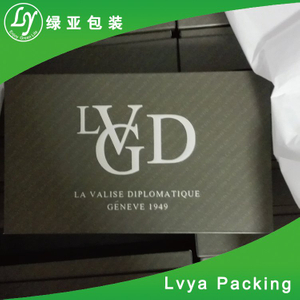 Latest products in market gift packaging paper box of china exporter