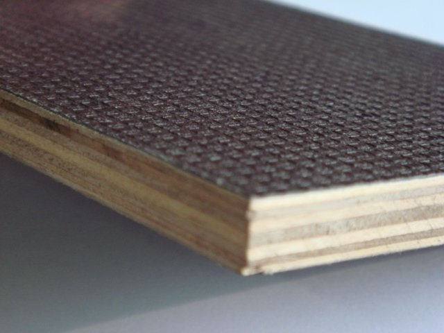 18mm Marine Plywood for Shuttering Concrete (MP002)