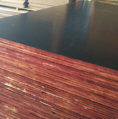 21mm Wood Plywood with Black Film for Concrete Usages