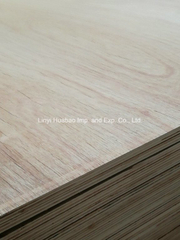 18mm Laminated Plywood for Cabinets E0 Glue Furniture Grade