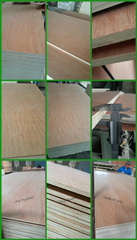 18mm *1220*2440mm Bingtangor Face/Back, Bb/Cc Plywood