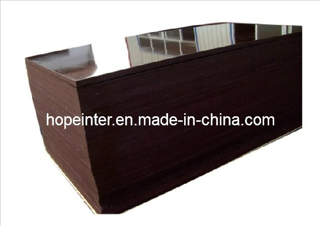 Waterproof Film Faced Plywood Poplar Core for Constructions