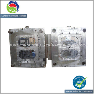 High Gloss Polished Plastic Injection Mould Manufacturing, Auto Parts Molding