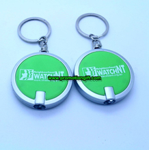 Promotional keychain light