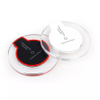 Cheap Transparent Fast Charging Qi Wireless Charger for iPhone 8 X Samsung S8 Note 8