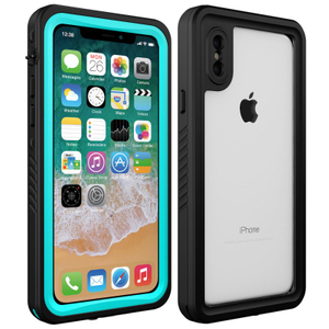 FS Dropproof Waterproof Phone Case for iPhone X / 10