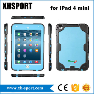 Ipx8 PVC Waterproof Tablet Case/Cover for iPad Mini 4