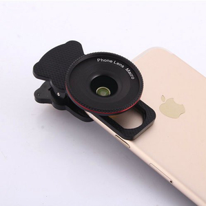 Wafery Mini Phone Lens 20X Macro Lens for Phone Accessories