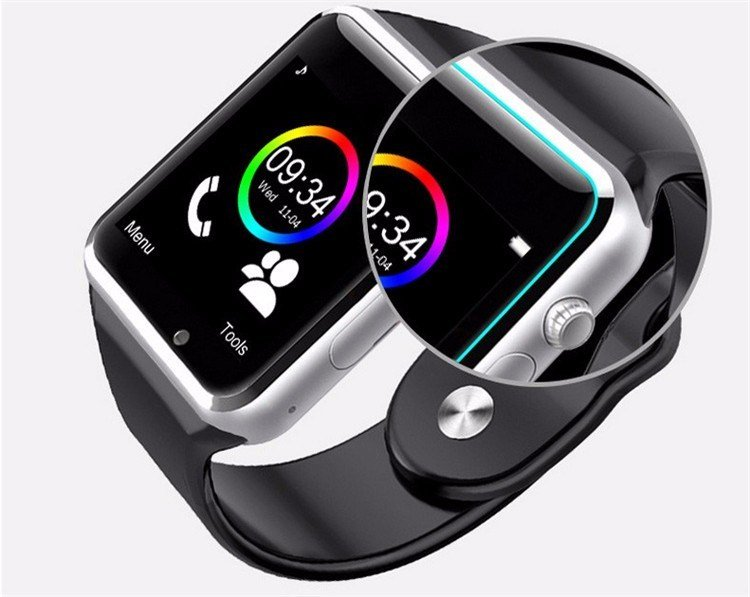 OEM SIM Card Bluetooth Smartwatch Sport Watch for Android Ios