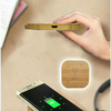 QI Wireless Charger for IPhone Wooden Wireless Fast Charger Universal Portable Wireless Charger for Samsung