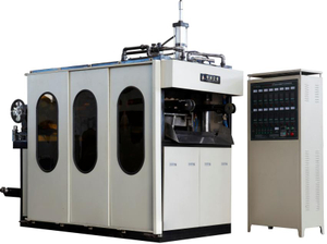 CK660B/MX600B Disposable Plastic Drink Cup Making Machine