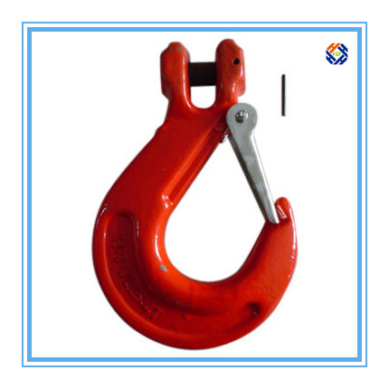 Alloy Steel Clevis Sling Hook with Latch