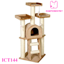 Cat Tree Ladder Sleeping Gave