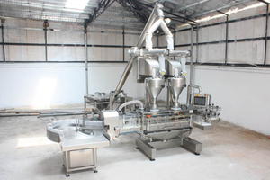 DuroAuger Automatic powder filler