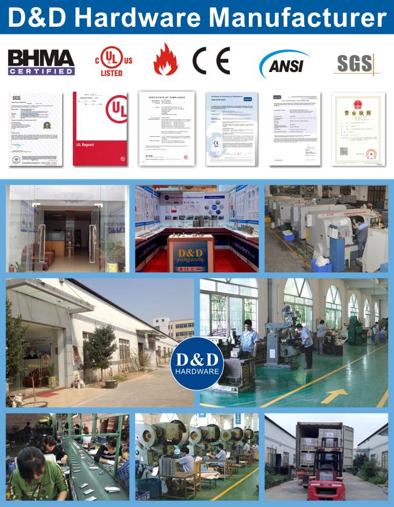 door hardware-DnD