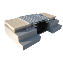 building standard metal expansion joint cover MSDGJS